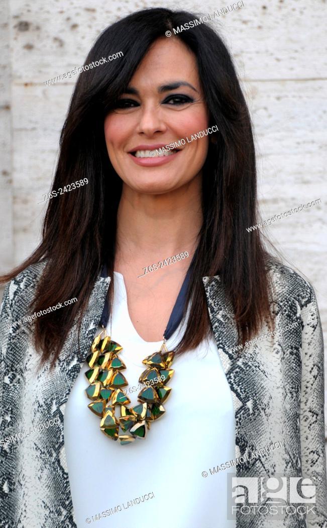 Imagen: Maria Grazia Cucinotta ; cucinotta ;actress ; celebrities; 2015; rome; italy; event; photocall; nomi e cognomi.