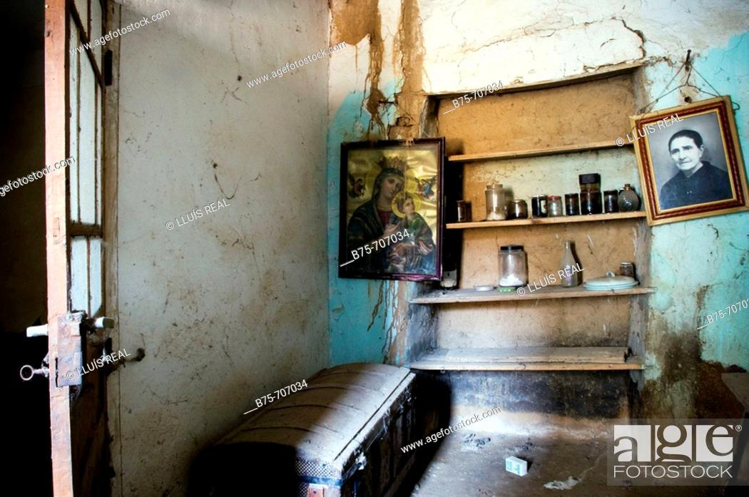 Stock Photo: Indoor view.