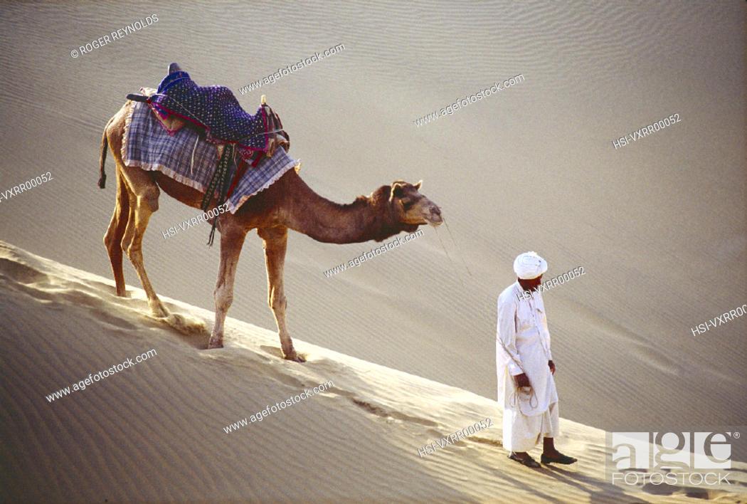 Stock Photo: Travel, India, Rajasthan,.
