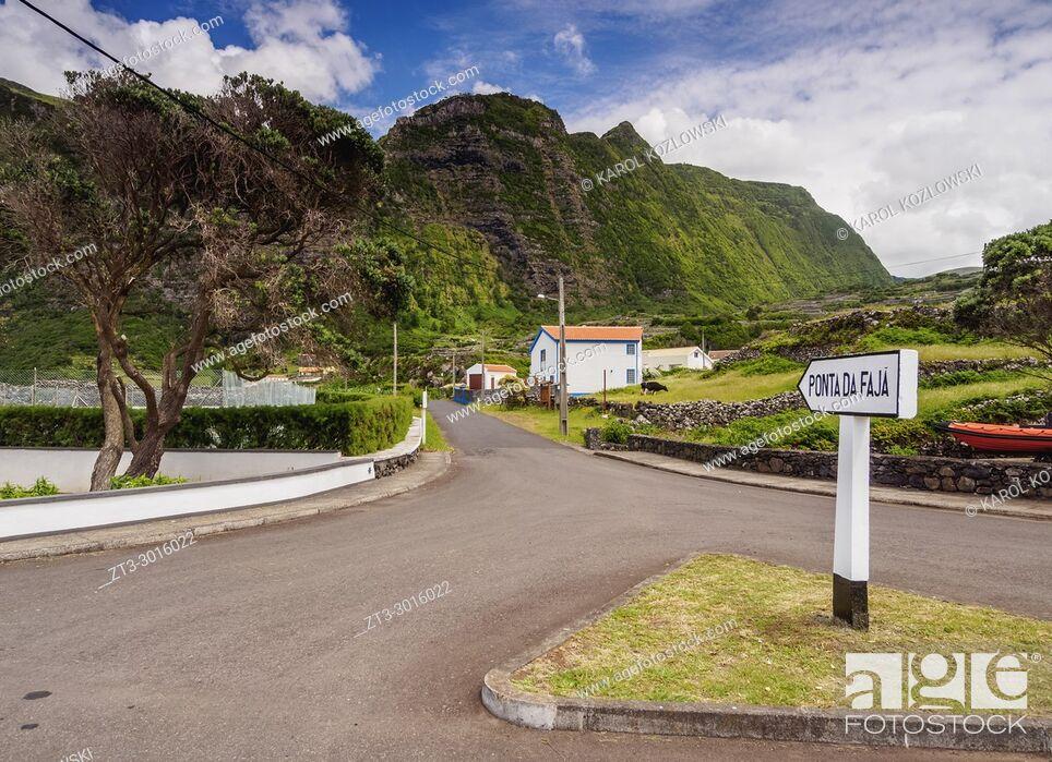 Imagen: Faja Grande, Flores Island, Azores, Portugal.