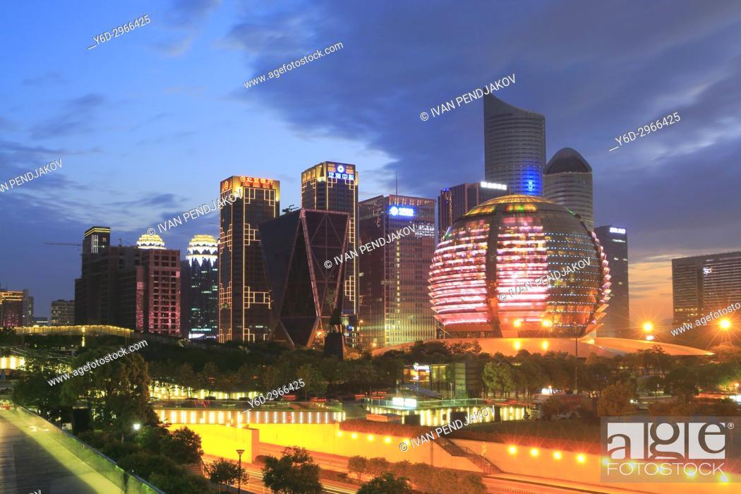 Stock Photo: Hangzhou, China.