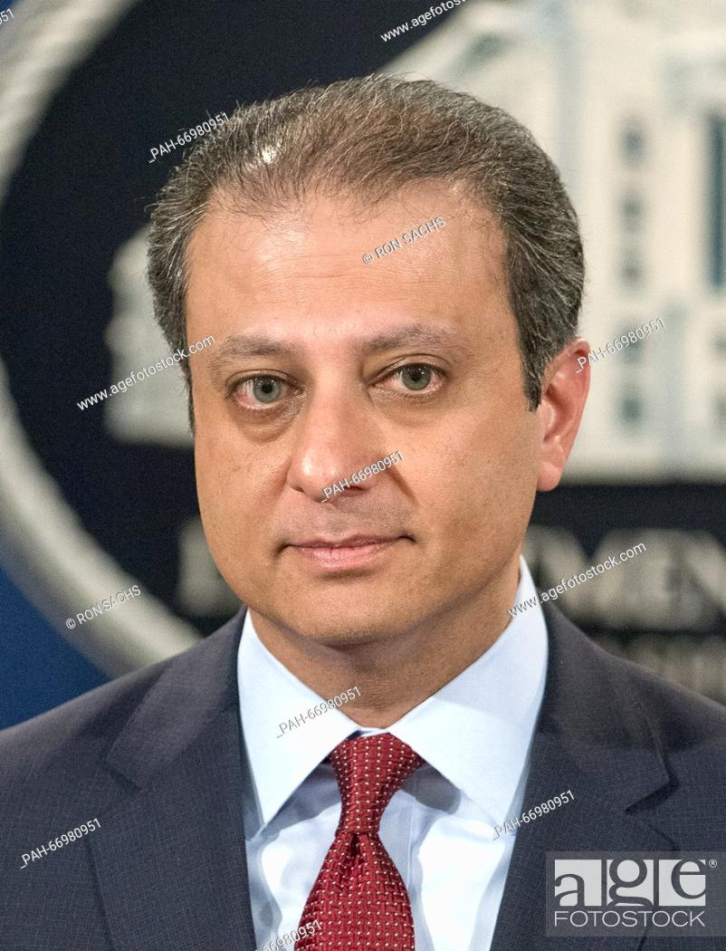 United States Attorney Preet Bharara of the Southern District of New