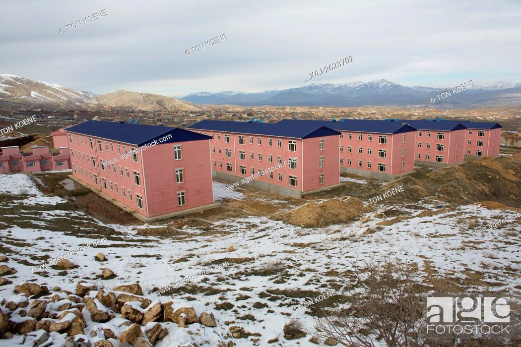 Photo de stock: housing project in Northern Iraq.