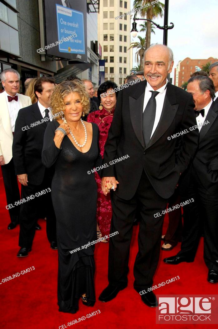 Micheline roquebrune sean connery at arrivals for the 34th american stock photo micheline roquebrune sean connery at arrivals for the 34th american film institute afi life achievement award a tribute to sir sean altavistaventures Gallery