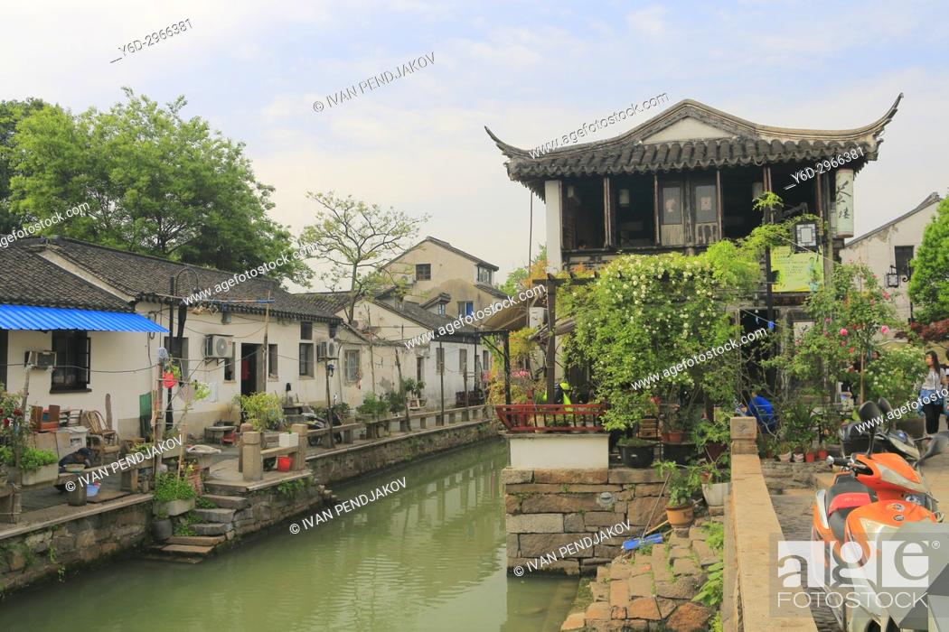 Stock Photo: Suzhou, China.