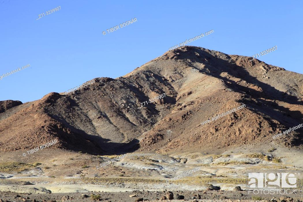Stock Photo: Chile, Antofagasta Region, Atacama Desert,.