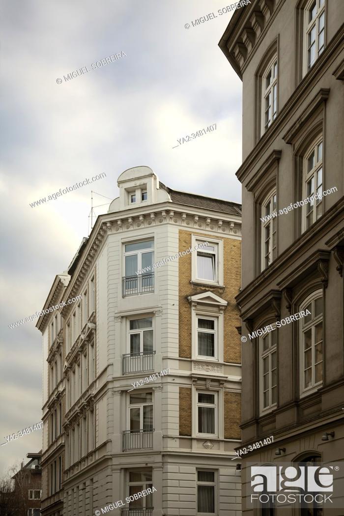 Imagen: Hamburg Buildings.