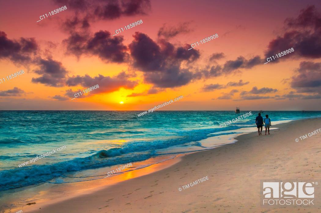 Imagen: beach, Riu Palace, hotel, Punta Cana, Dominican Republic, Caribbean.