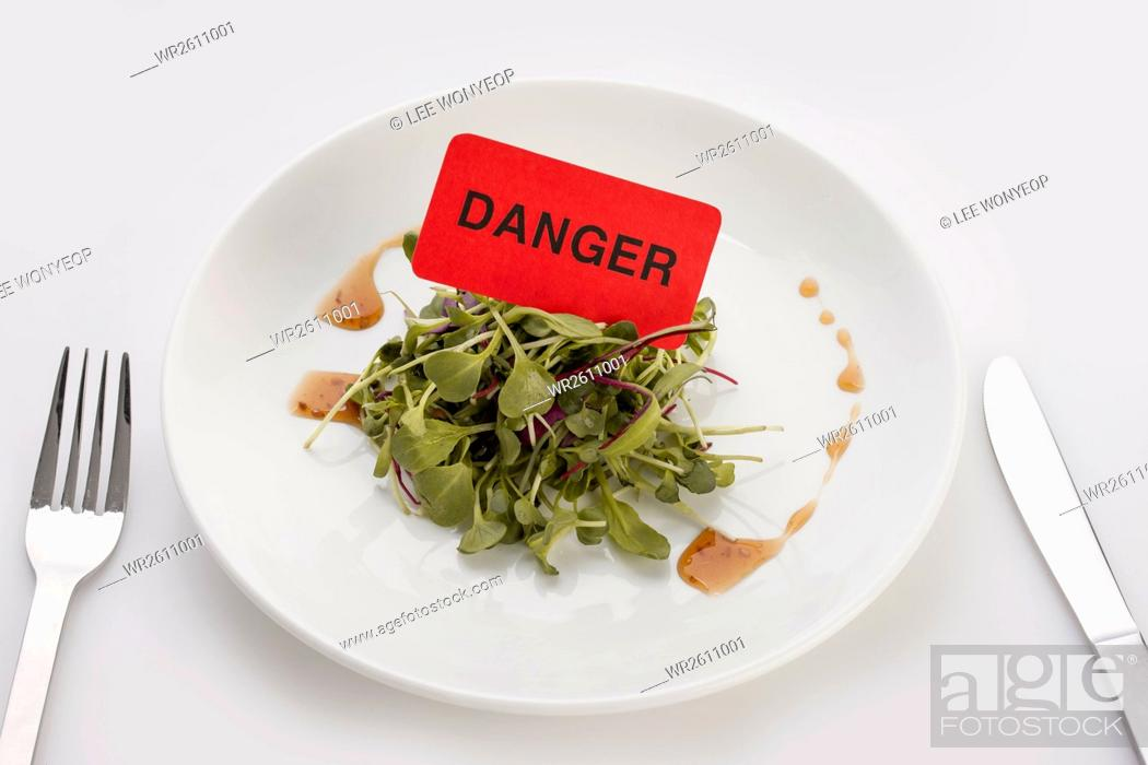 Imagen: Food poisoning.
