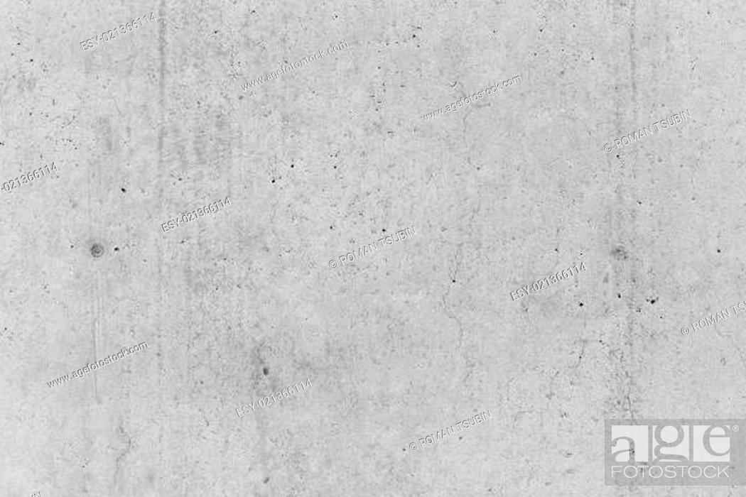 Stock Photo: Grungy concrete wall texture.