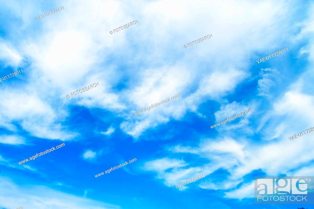 Photo de stock: peace, natural, daylight, day, cloud, background.