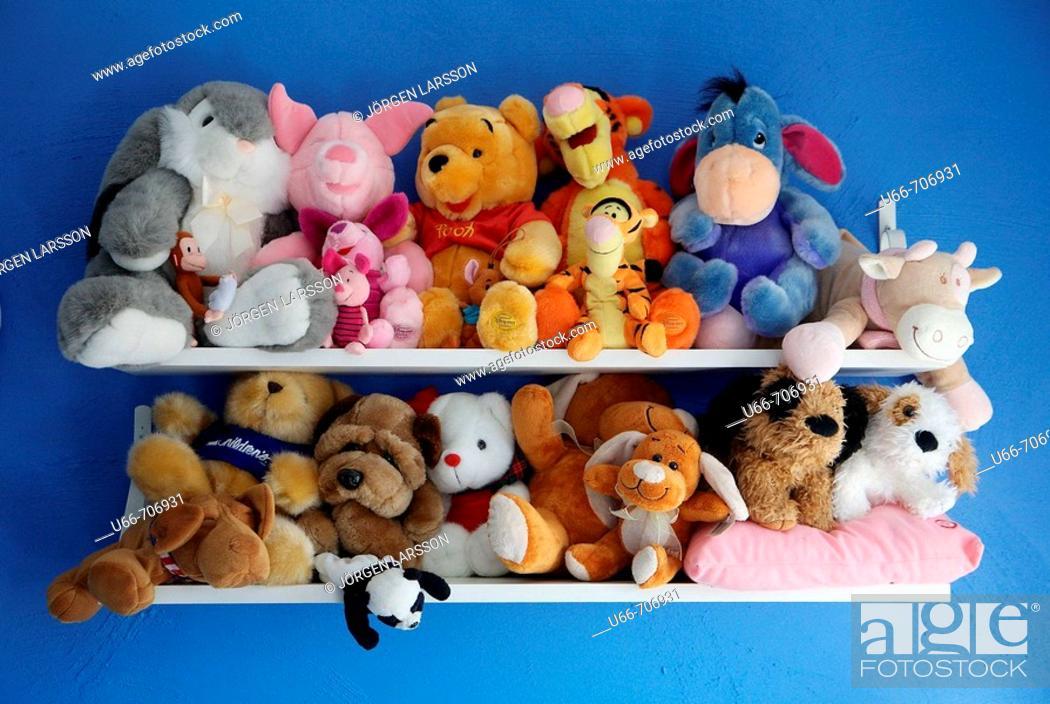 Stock Photo: Teddies.