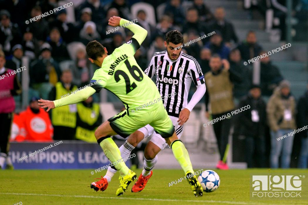 2015 Uefa Champions League Football Juventus V Manchester City Nov 25th 25 Stock Photo Picture And Rights Managed Image Pic Apu Ap 11684372 Agefotostock