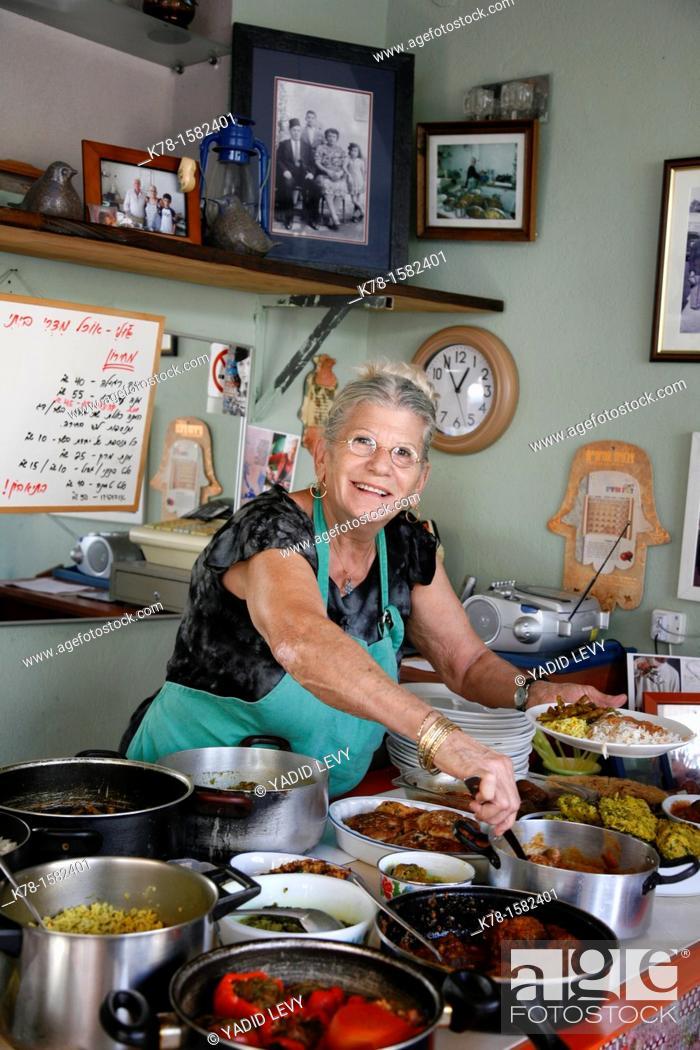 Julie S Restaurant In Kerem Manim
