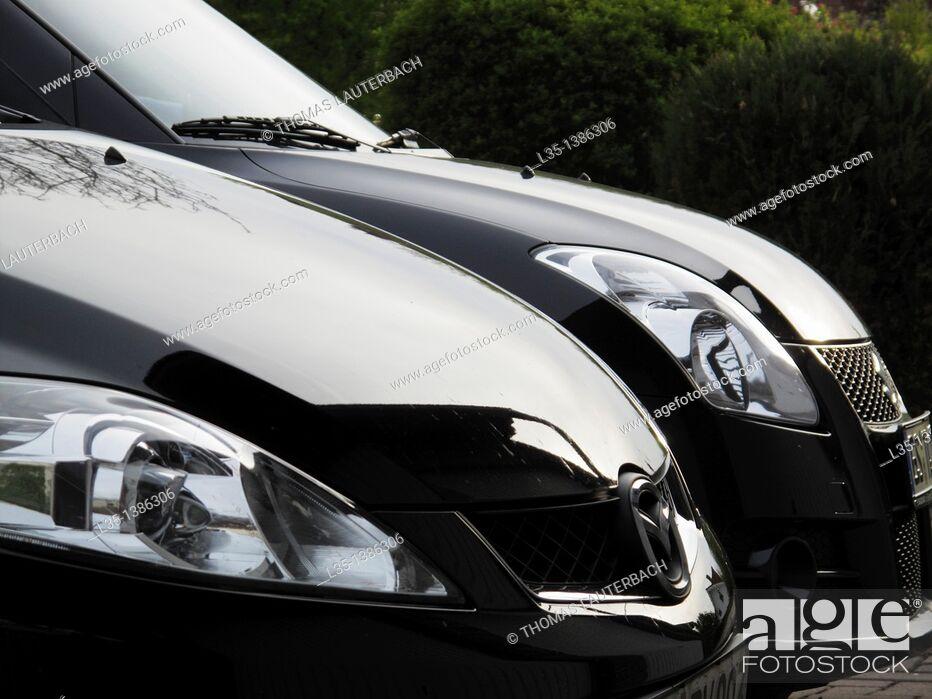 Stock Photo: Cars.