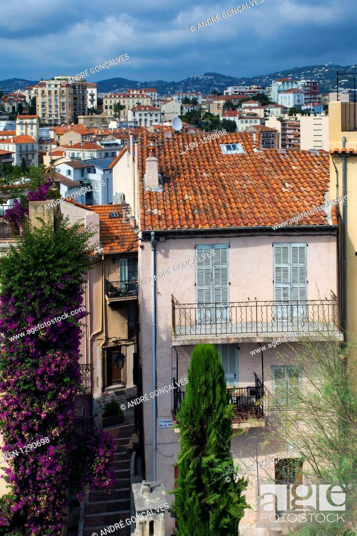 Stock Photo: Cannes, France.