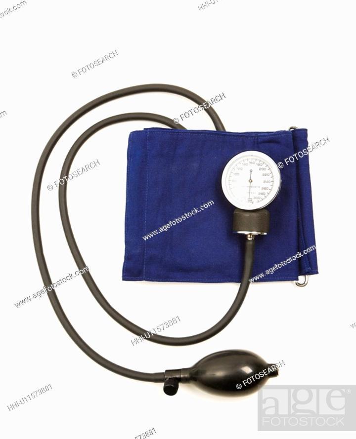 Stock Photo: Sphygmomanometer.