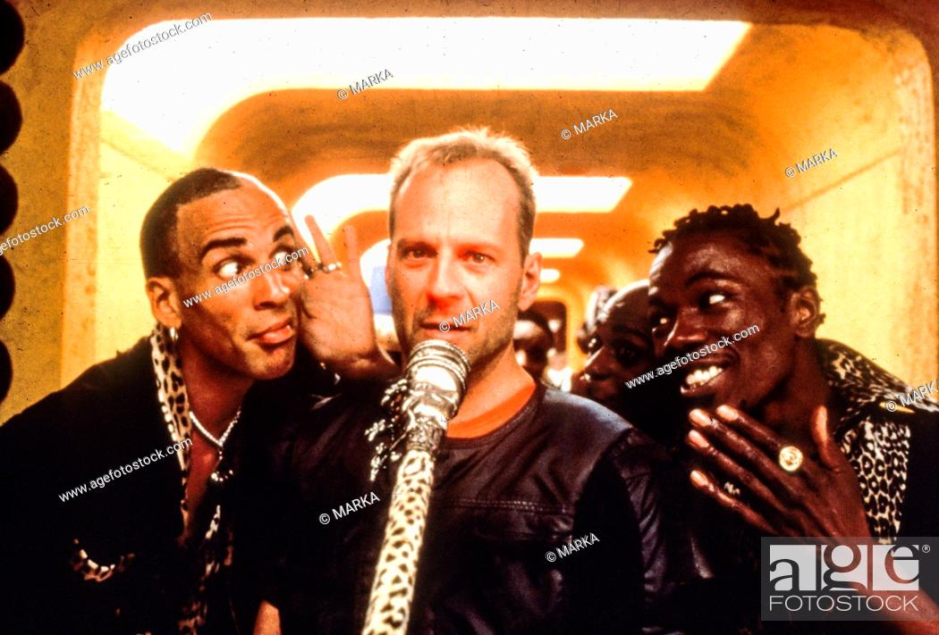 The Fifth Element 1997 Bruce Willis Stock Photo Picture And Rights Managed Image Pic Mar W645775 Agefotostock