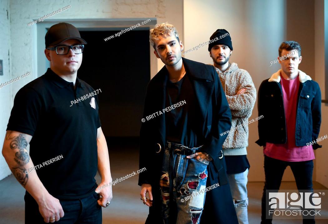 Tokio Hotel Bill And Tom