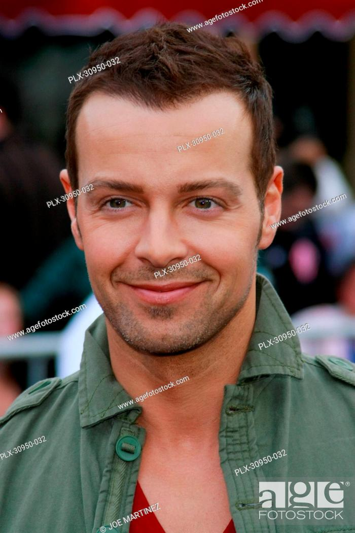 Joey Lawrence At The World Premiere Of Walt Disney Pictures Pirates