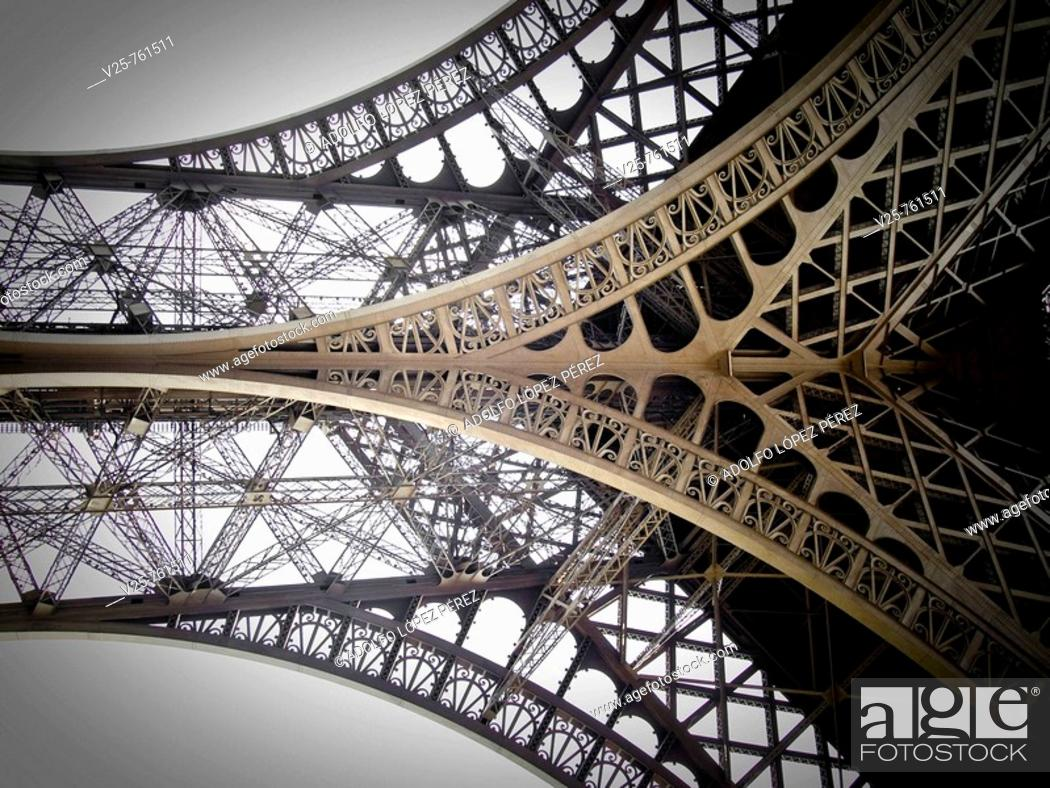 Stock Photo: Paris.