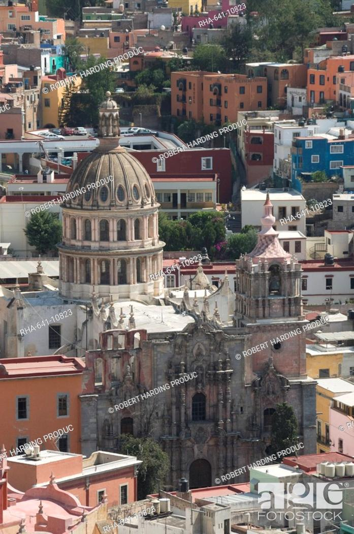 Stock Photo: Guanajuato, Guanajuato State, Mexico, North America.