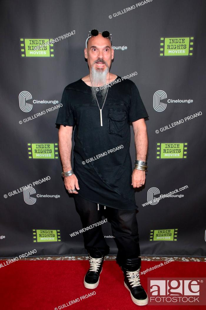 Stock Photo: Finding Ophelia Red Carpet Premiere - Arrivals Featuring: Stephen Rutterford Where: Los Angeles, California, California, United States When: 19 Jun 2021 Credit:.