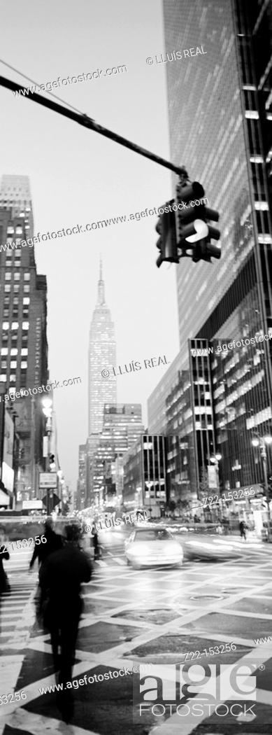 Imagen: Empire State Building. New York City. USA.