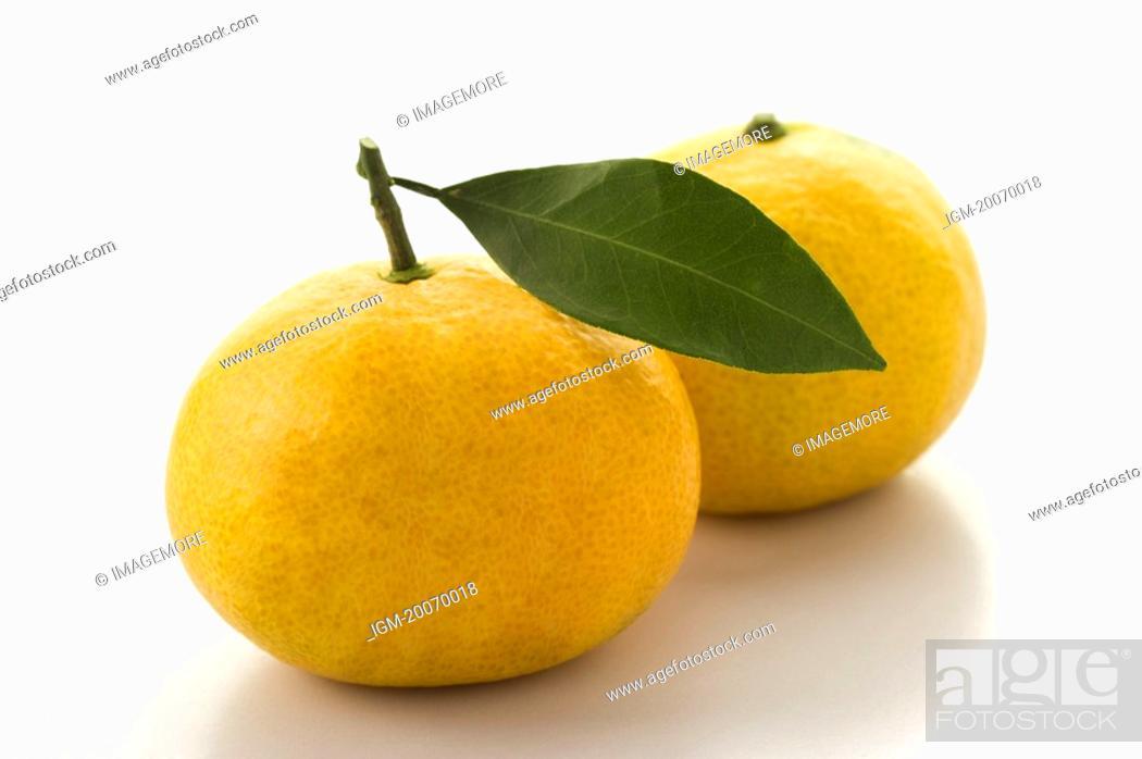 Stock Photo: Sugar Orange.