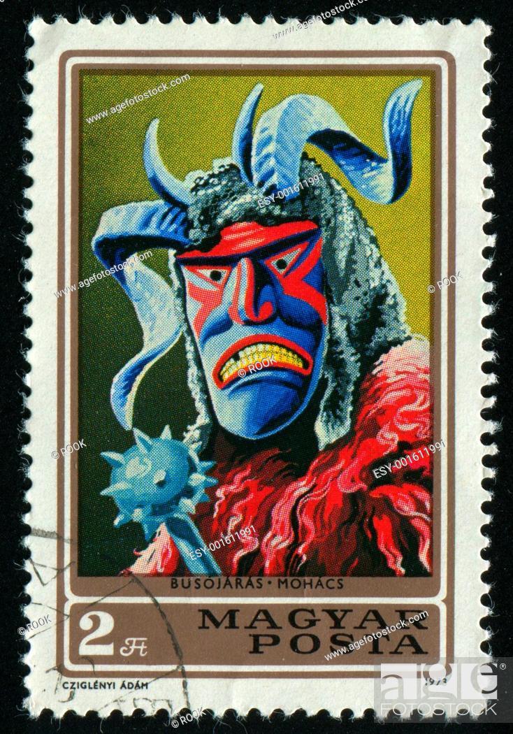 Photo de stock: postage stamp.