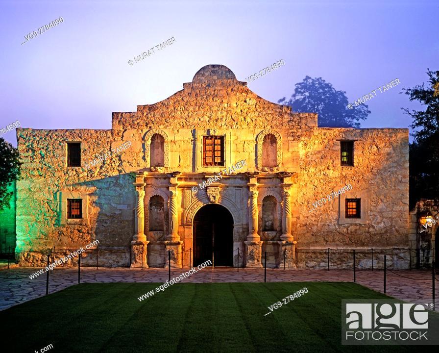 Imagen: The Alamo.