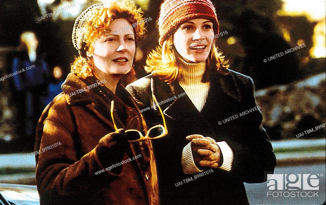Stock Photo: Seite an Seite / Susan Sarandon / Julia Roberts.
