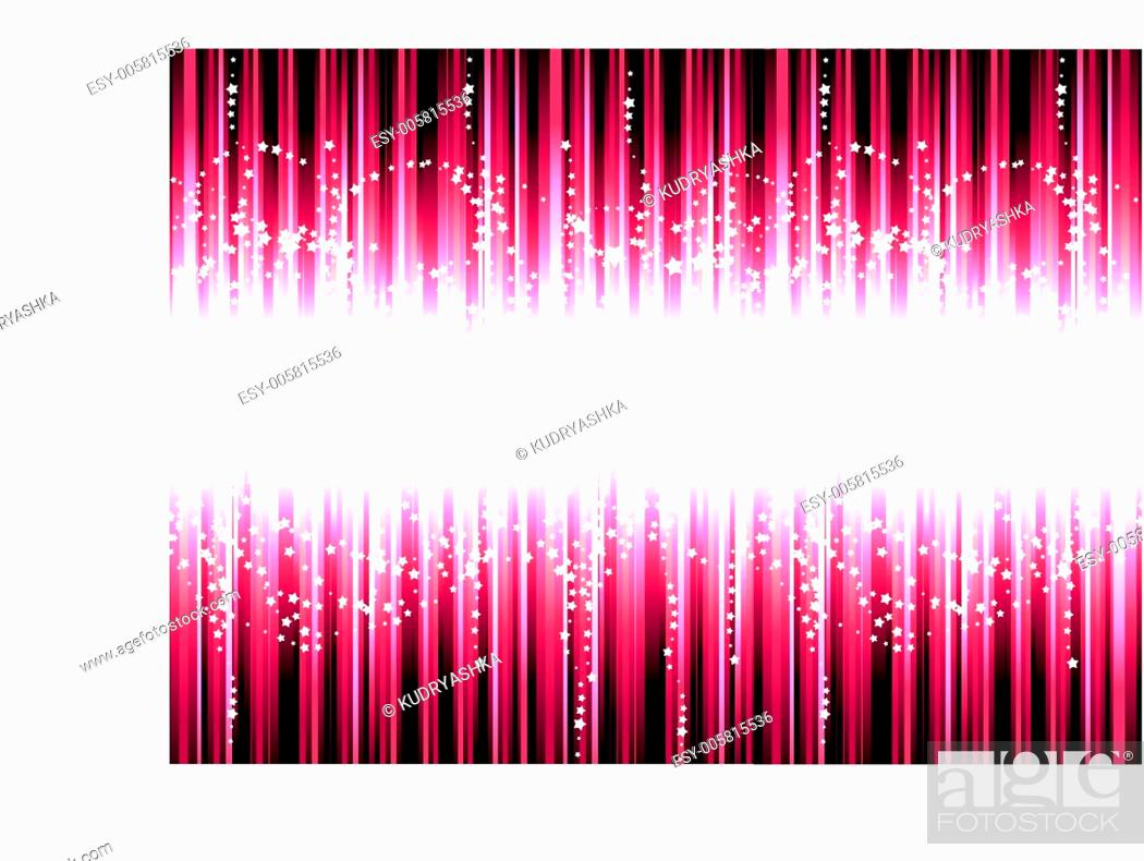 Stock Vector: Abstract background bright.