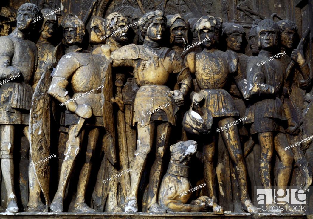 Alfonso V of Aragon between re...