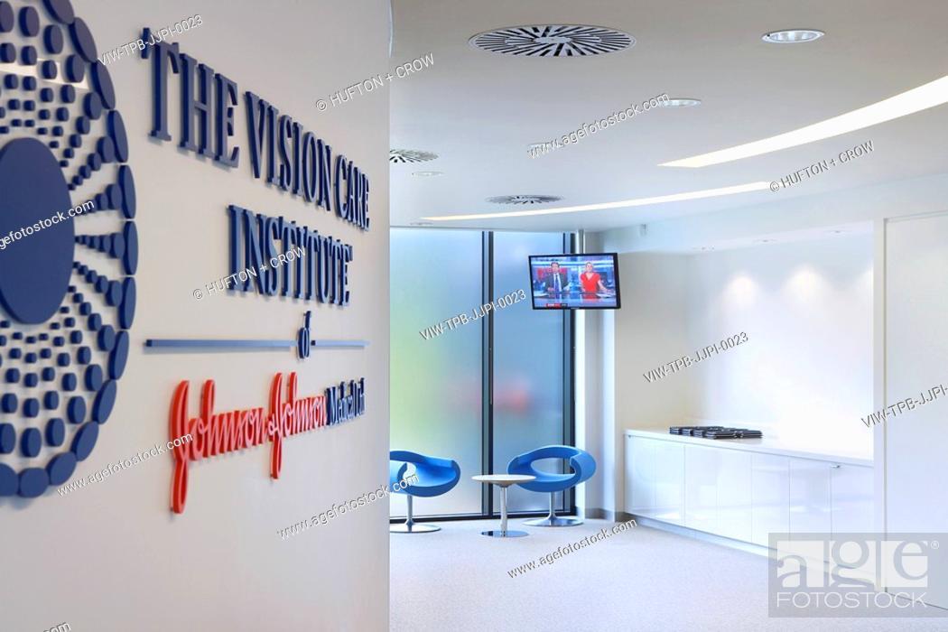 johnson johnson medical ltd wokingham interior view of the