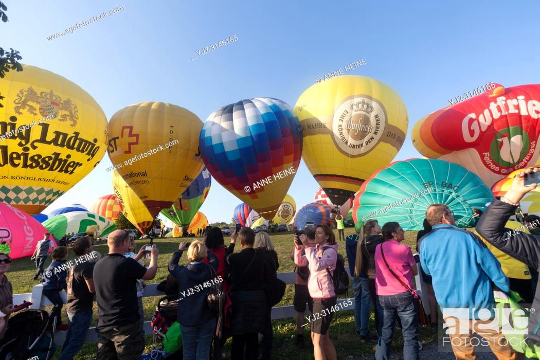 warsteiner internationale montgolfiade
