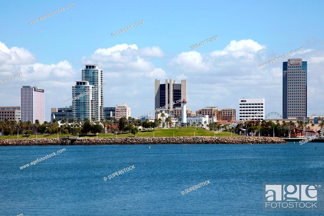Long Beach Los Angeles River