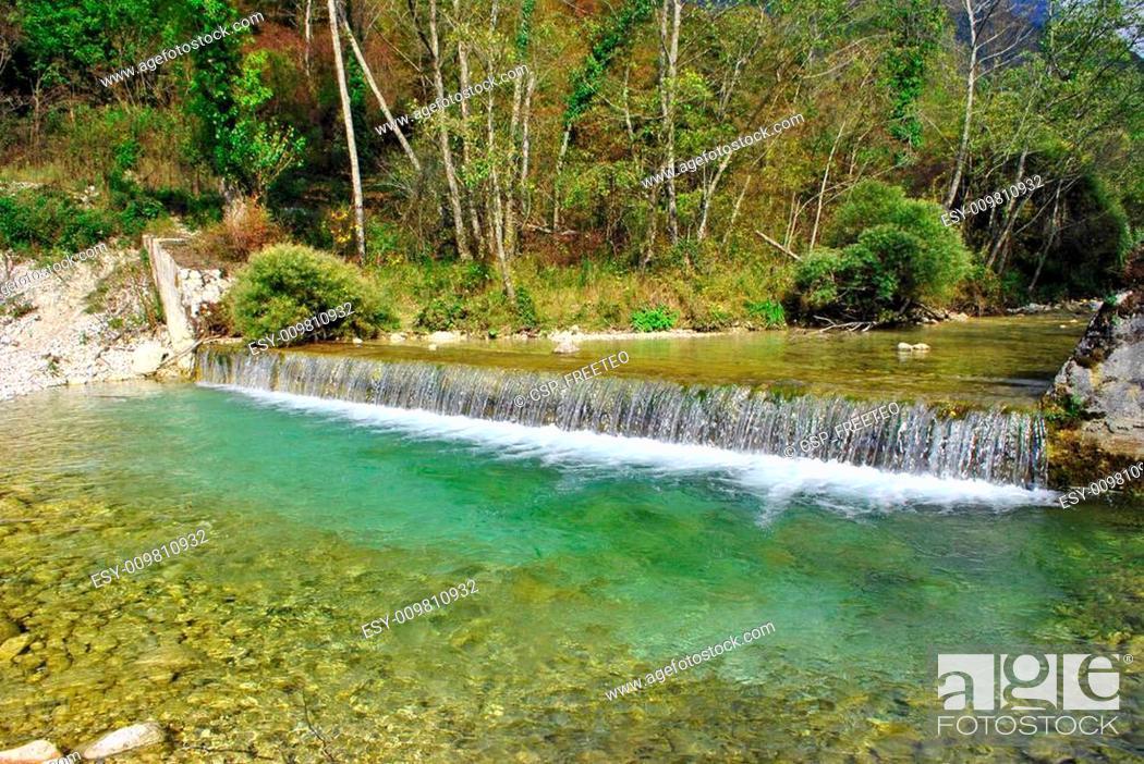 Stock Photo: beautifull river.