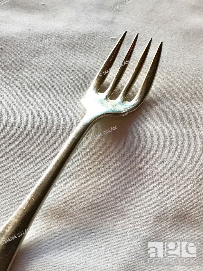Stock Photo: Fork.
