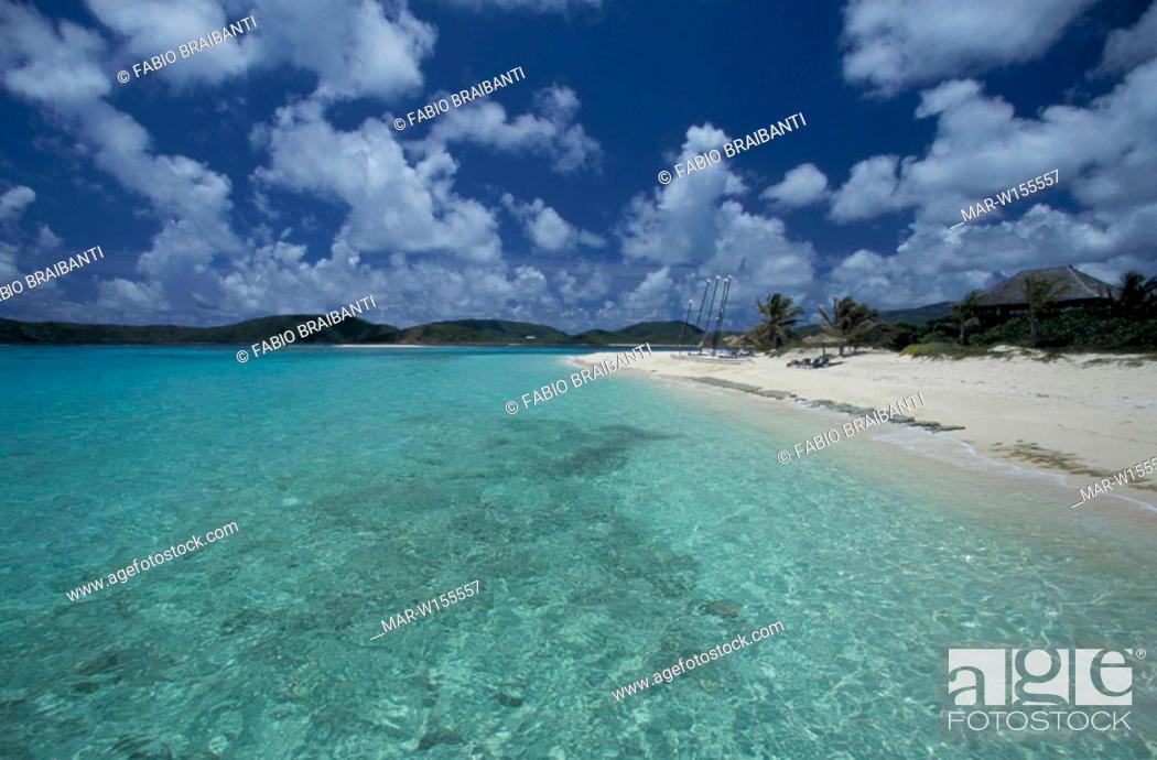 Imagen: necker island, long beach.