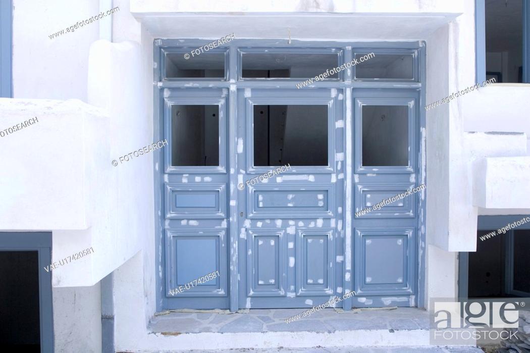 Stock Photo: Construction, Day, Door, Doorway, Entrance.