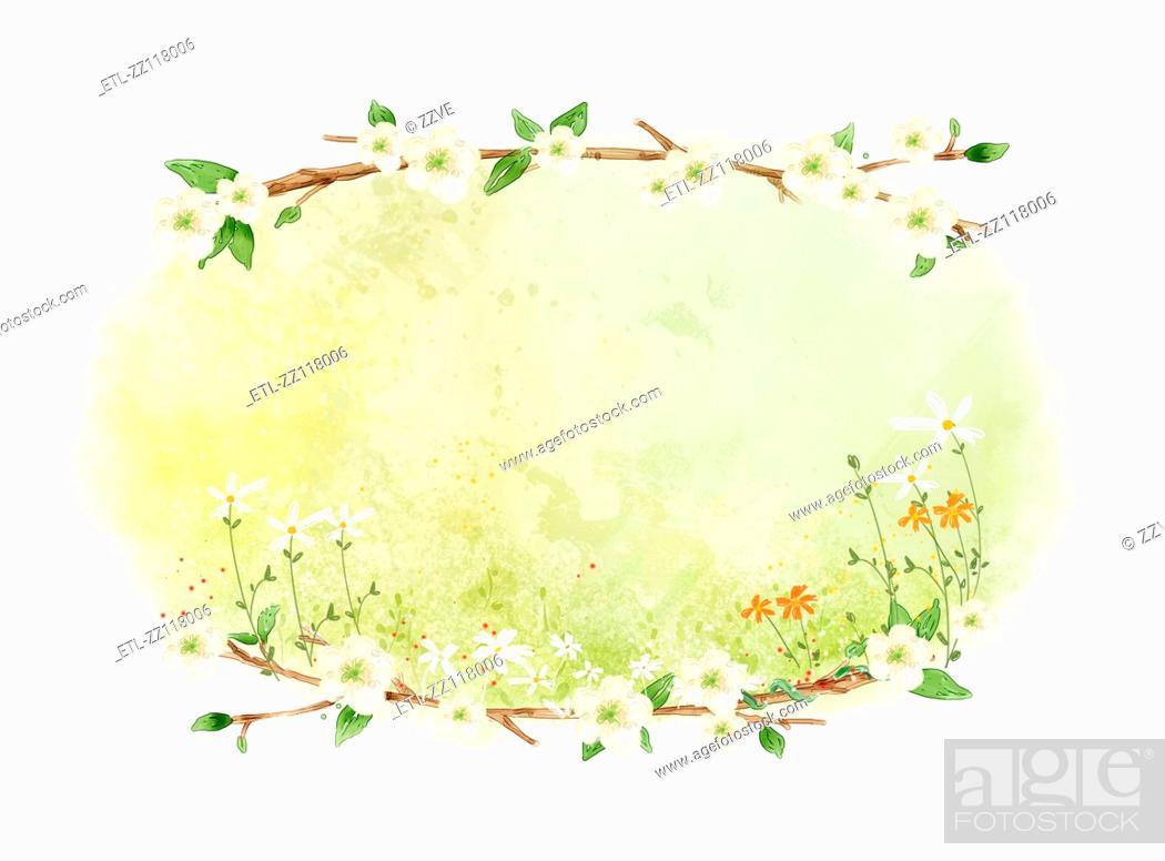 Stock Photo: Peaceful Flower.