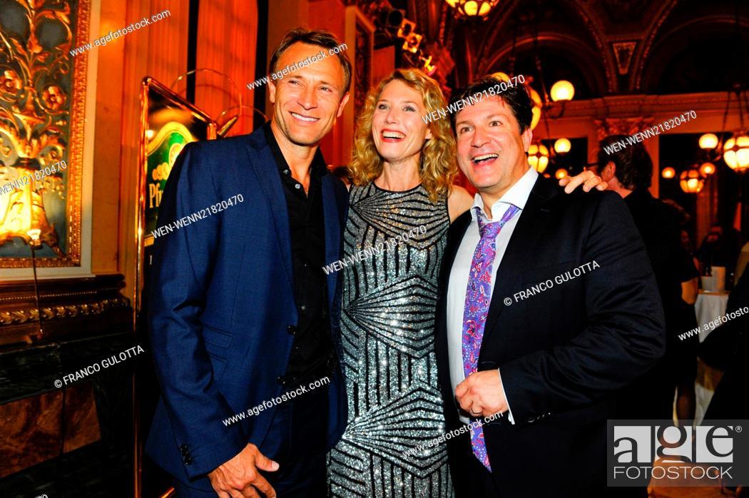 Hessischer Filmpreis 2014 Awards At Alte Oper Featuring Bernhard