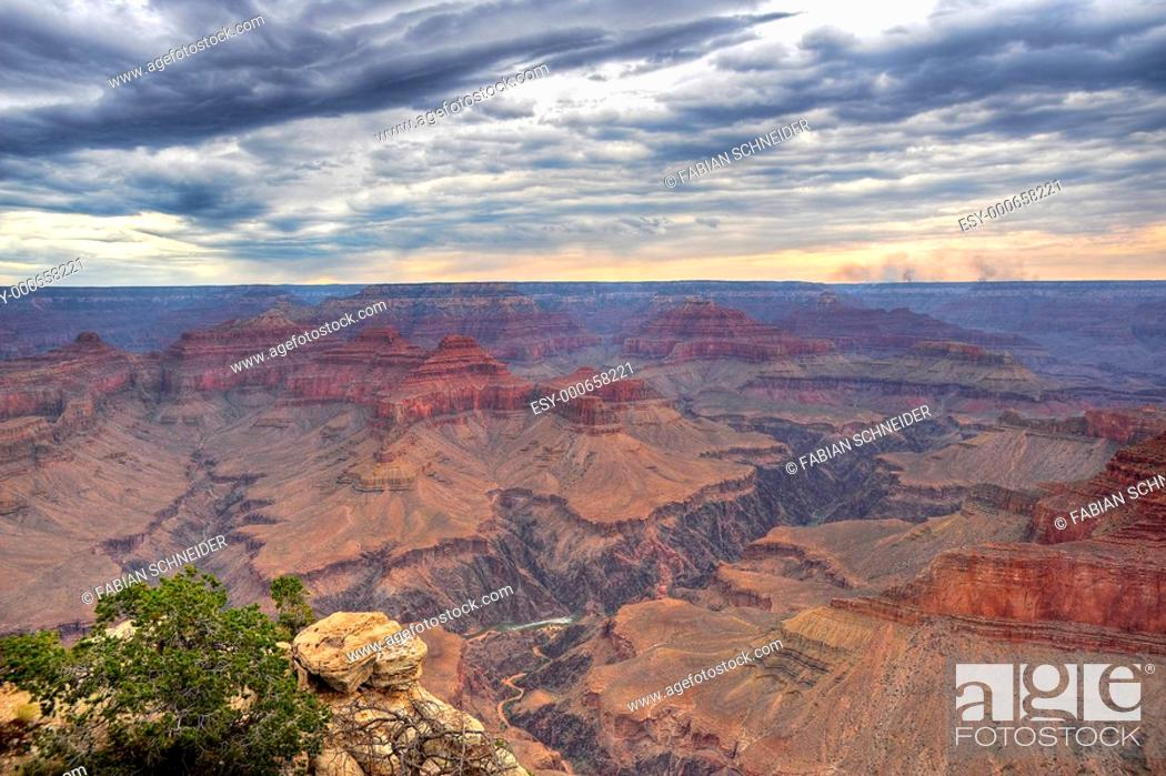 Stock Photo: Grand Canyon.