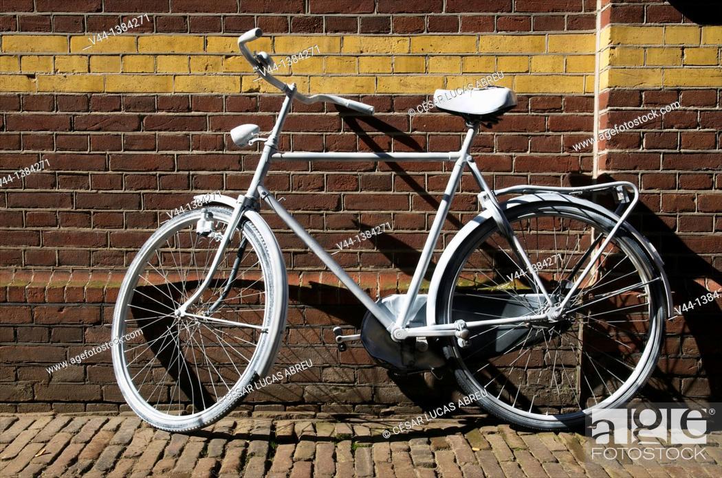 Stock Photo: Alkmaar, Netherlands.