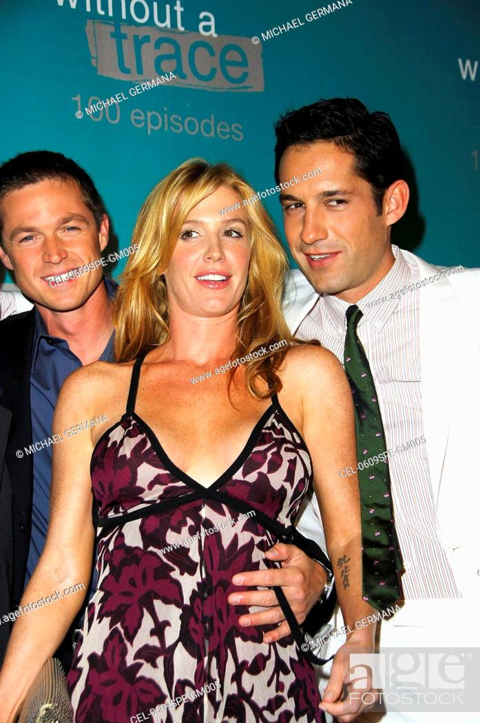 Eric Close Poppy Montgomery Enrique Murciano At Arrivals For