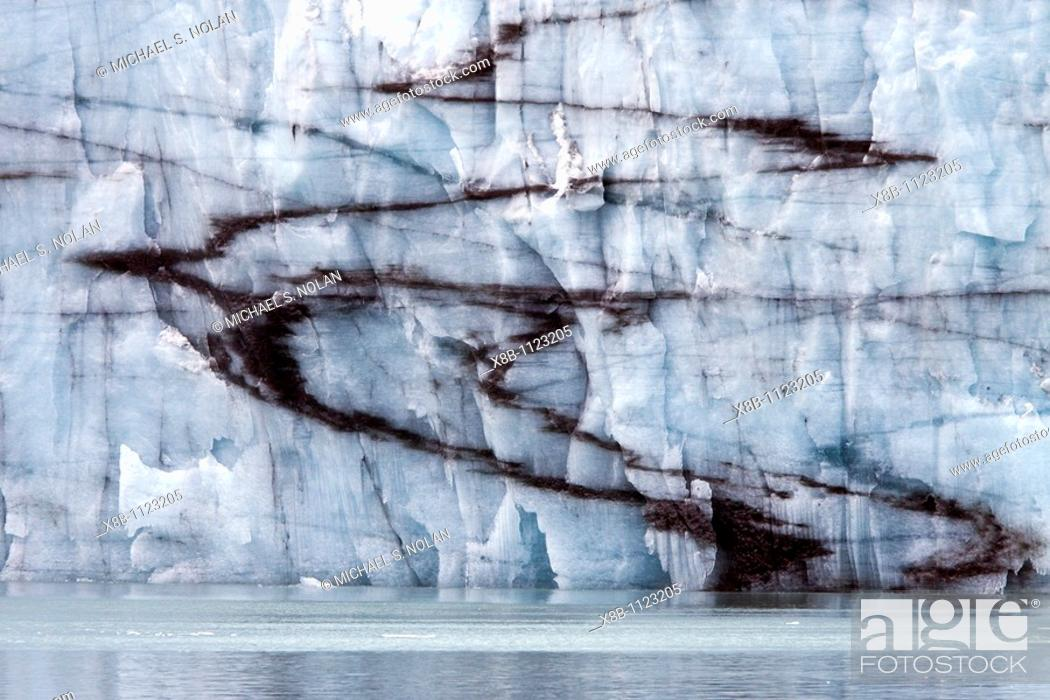 Imagen: Margorie Glacier in Glacier Bay National Park, Southeast Alaska, USA, Pacific Ocean.