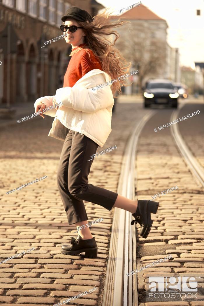 Stock Photo: Juvenile, vigorous,.