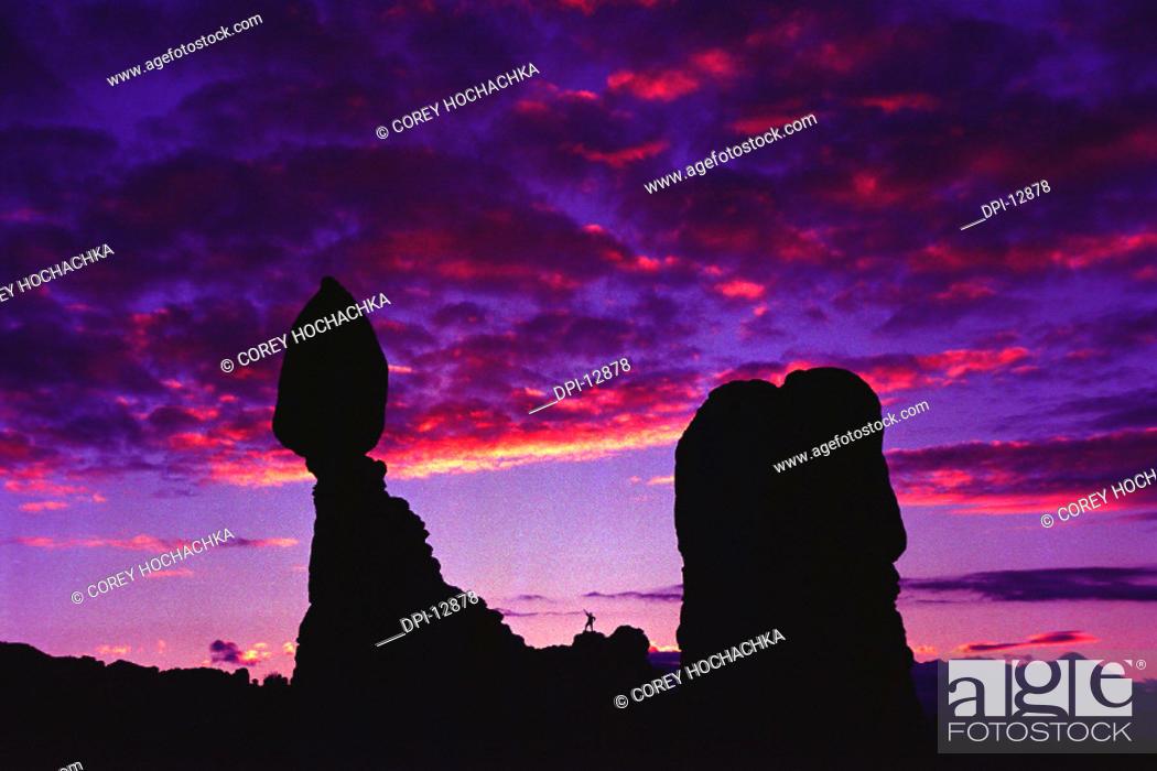 Stock Photo: Sunrise.