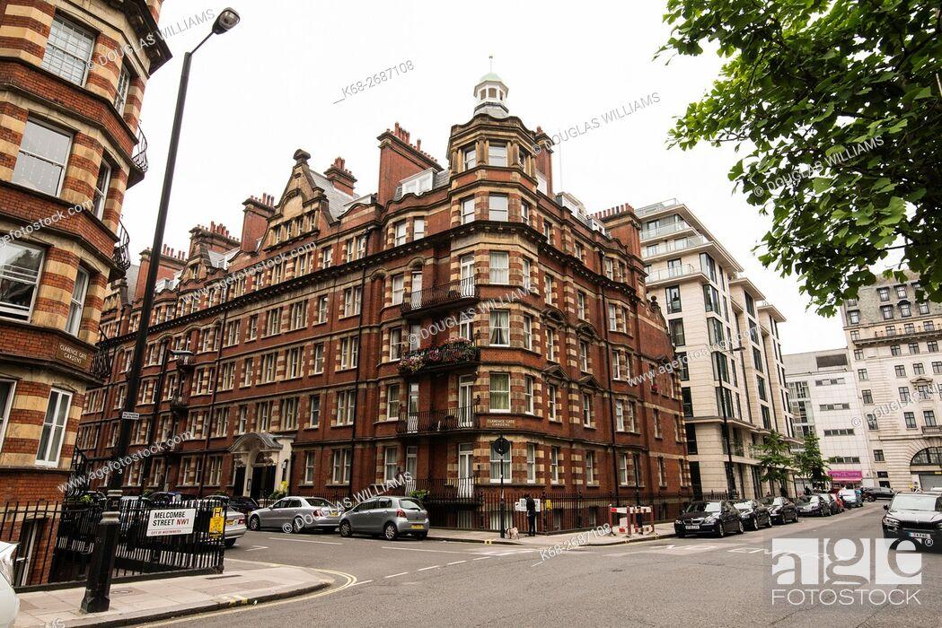 Imagen: building in London, England, UK.